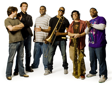 Trombone Shorty and Orleans Avenue at Murat Egyptian Room