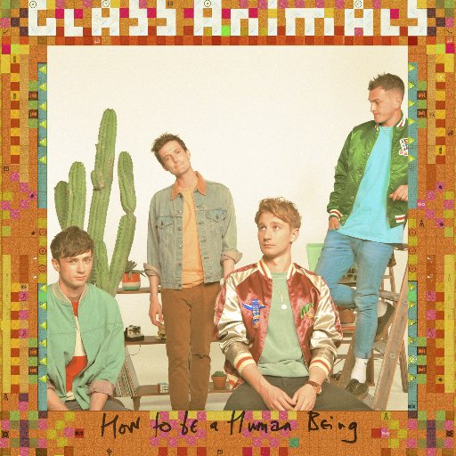 Glass Animals at Murat Egyptian Room