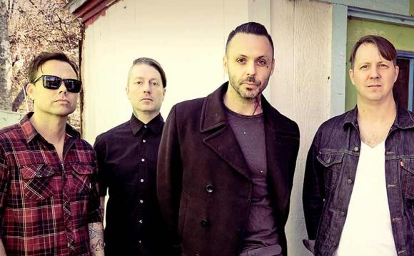 Blue October at Murat Egyptian Room