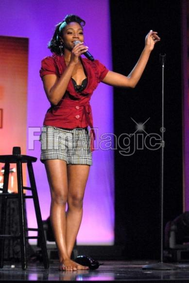 Tiffany Haddish at Murat Egyptian Room