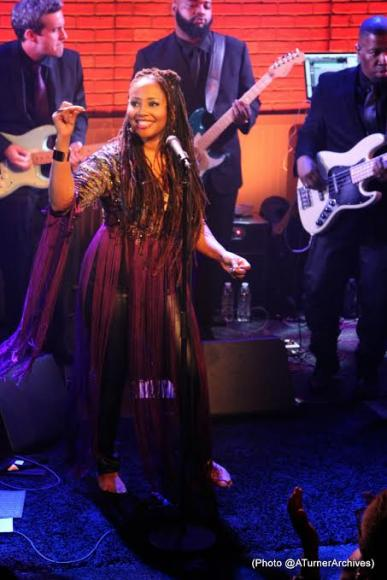 Lalah Hathaway at Murat Egyptian Room