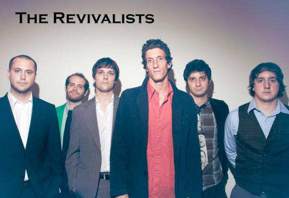 The Revivalists at Murat Egyptian Room
