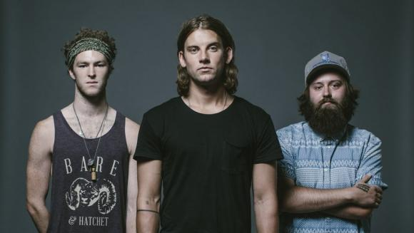 Judah & The Lion at Murat Egyptian Room