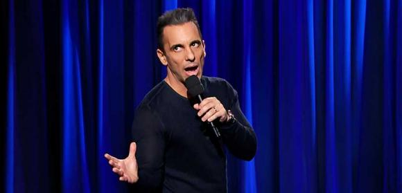 Sebastian Maniscalco at Murat Egyptian Room
