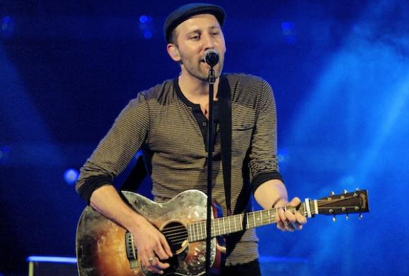 Mat Kearney at Murat Egyptian Room