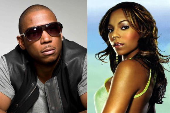 Ja Rule & Ashanti at Murat Egyptian Room