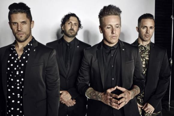 Papa Roach & Nothing More at Murat Egyptian Room