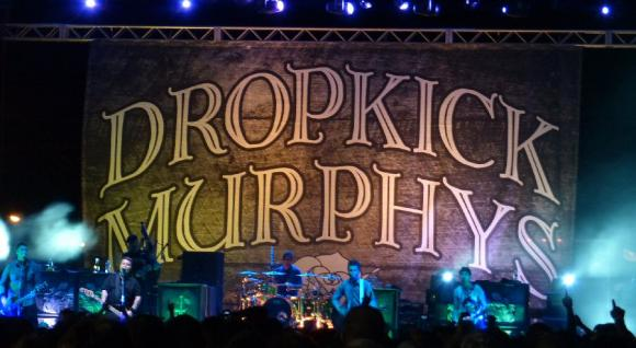 Dropkick Murphys at Murat Egyptian Room
