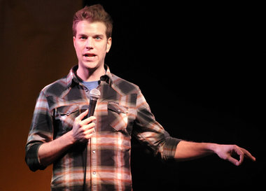 Anthony Jeselnik at Murat Egyptian Room