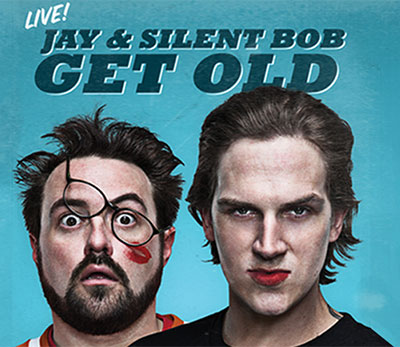 Jay and Silent Bob Get Old at Murat Egyptian Room