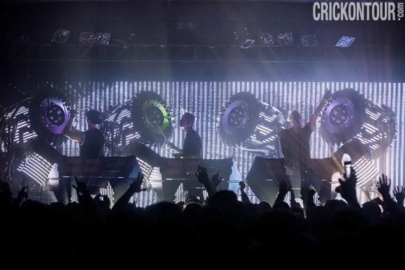 Glitch Mob at Murat Egyptian Room