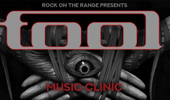 Tool Music Clinic at Murat Egyptian Room