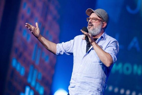 David Cross at Murat Egyptian Room