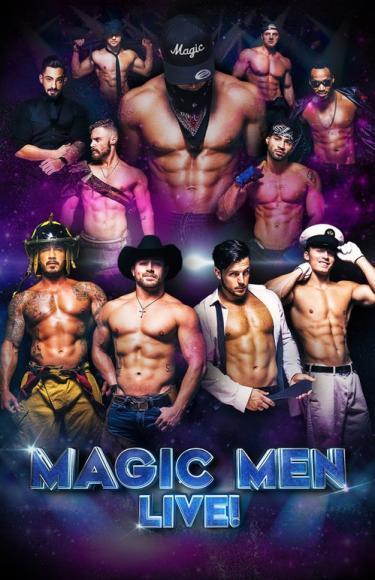 Magic Men Live at Murat Egyptian Room