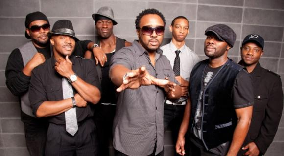 Naturally 7 at Murat Egyptian Room