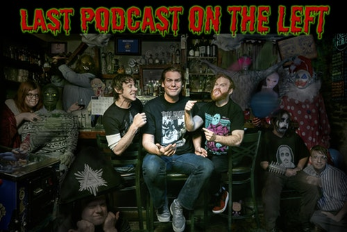 Last Podcast On The Left at Murat Egyptian Room