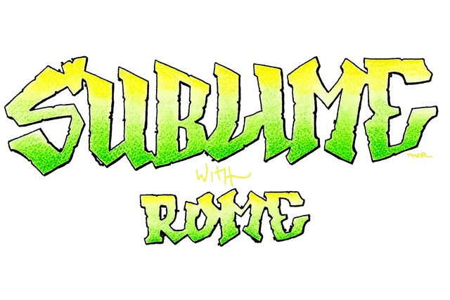 Kiss Kiss Bang Bang Holiday Party : Sublime with Rome at Murat Egyptian Room