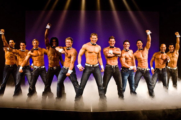 Chippendales at Murat Egyptian Room