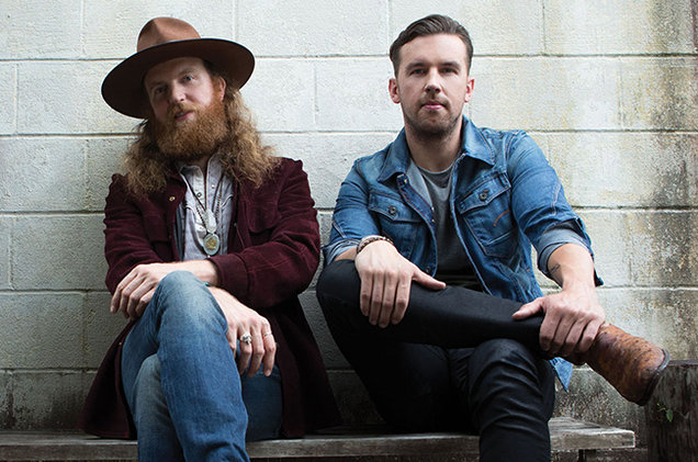 Brothers Osborne at Murat Egyptian Room