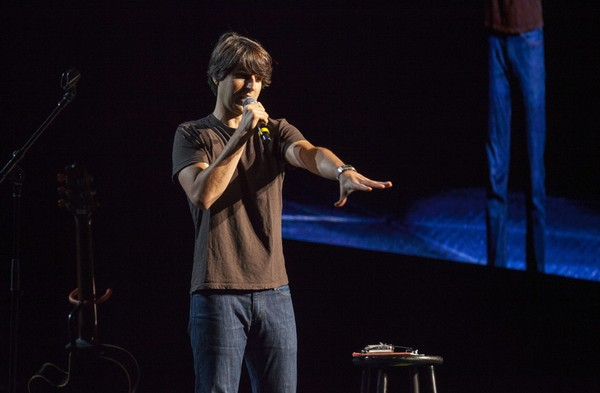 Demetri Martin at Murat Egyptian Room
