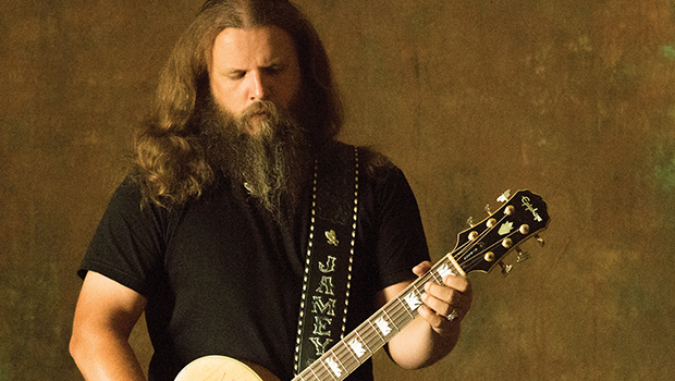 Jamey Johnson at Murat Egyptian Room