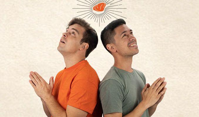 Cody Ko & Noel Miller at Murat Egyptian Room