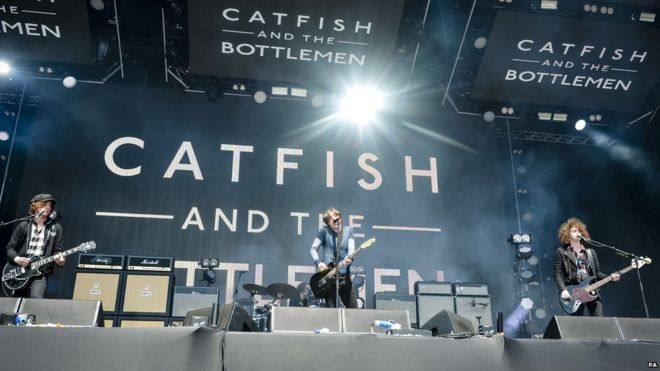 Catfish and the Bottlemen  at Murat Egyptian Room