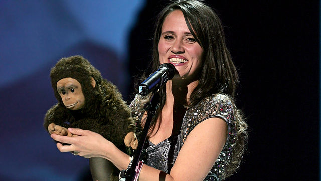Nina Conti at Murat Egyptian Room