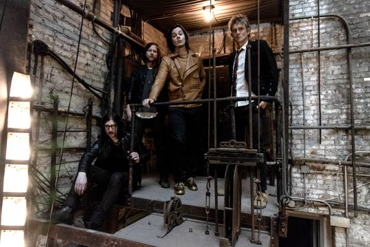 The Raconteurs at Murat Egyptian Room