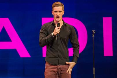 Daniel Sloss at Murat Egyptian Room