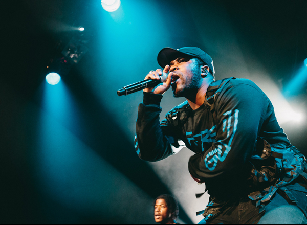 ASAP Ferg at Murat Egyptian Room