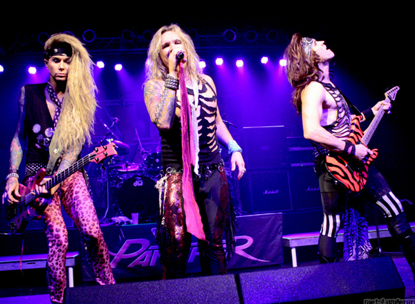 Steel Panther at Murat Egyptian Room