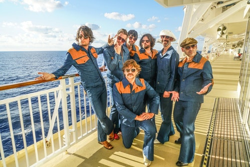 Yacht Rock Revue at Murat Egyptian Room