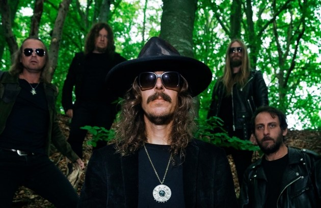 Opeth & Graveyard at Murat Egyptian Room