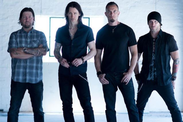 Alter Bridge at Murat Egyptian Room