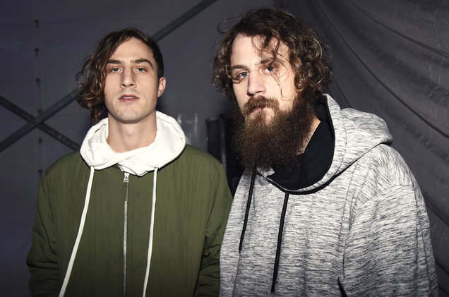 Hippie Sabotage at Murat Egyptian Room