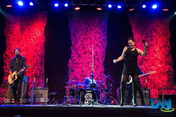 Beth Hart at Murat Egyptian Room