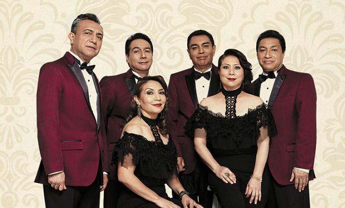 Los Angeles Azules at Murat Egyptian Room
