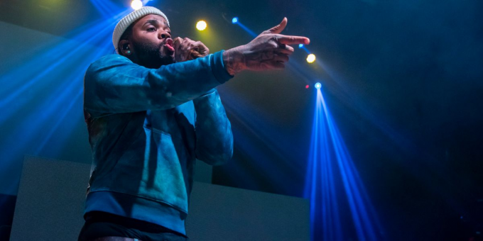 Kevin Gates at Murat Egyptian Room