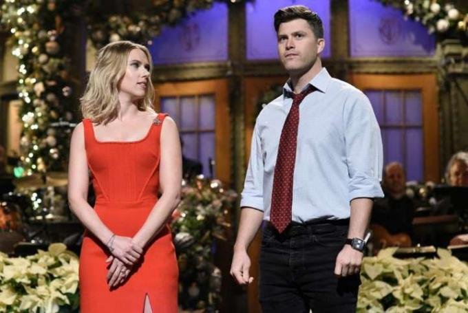 Colin Jost [CANCELLED] at Murat Egyptian Room