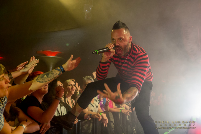 Blue October [CANCELLED] at Murat Egyptian Room